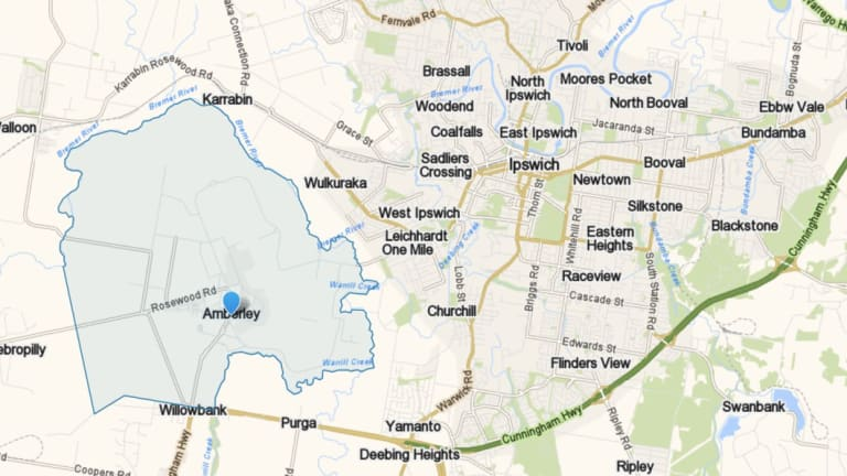 PFAS chemicals has been detected in Swanbank Lake and Bundamba Creek which flow off the Bremer River, where PFAS chemicals have already been detected.