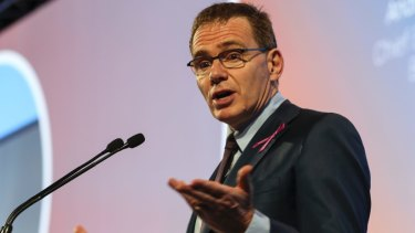 BHP CEO Andrew Mackenzie has strongly backed calls for Indigenous recognition in the constitution.