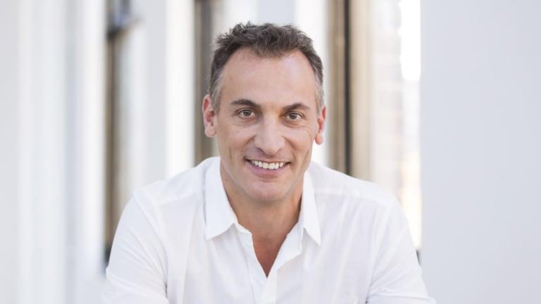 Former Domain Group chief executive Antony Catalano.