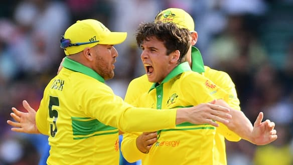 Richardson turns tables on India in morale-boosting win for Australia