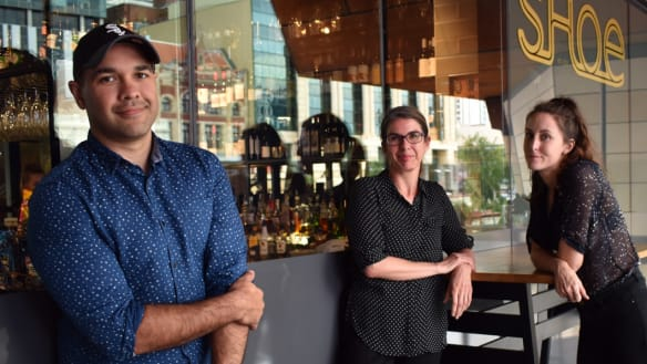 The laugh's on us: Perth comedy club finds new home at Yagan Square