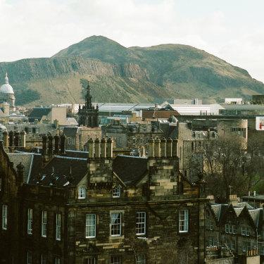 Amanda Hooton can't get enough of bonnie Scotland.