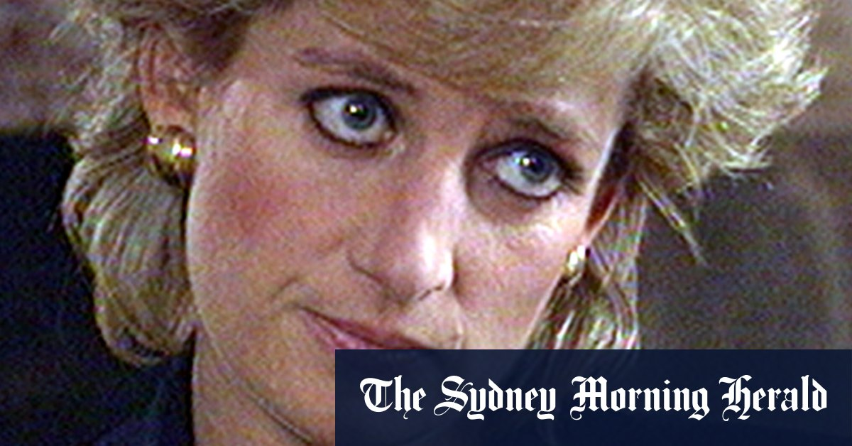 Journalist lied to get sensational Princess Diana interview BBC covered it up: report – Sydney Morning Herald