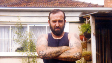 Killer Peter Keogh.
