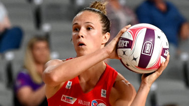 Paige Hadley and the Swifts want to make sure their time in the Queensland bubble hasn't been in vain.