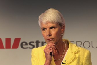 Gail Kelly promoted George Frazis.