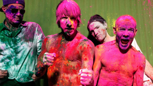 Red Hot Chili Peppers touring Australia in 2019