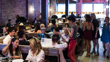 The leaked audit showed staff at Chin Chin in Sydney were underpaid the most.