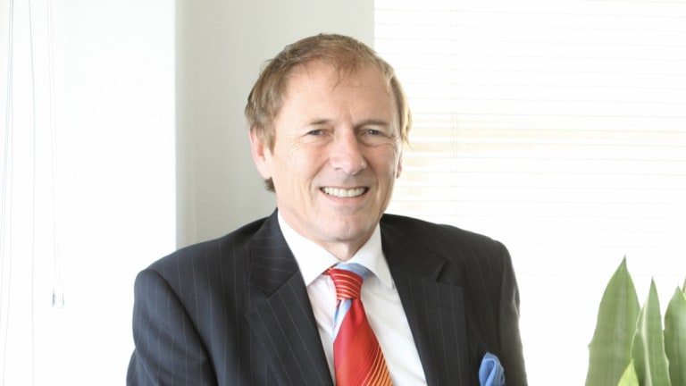 Jim Minto, former chief executive of insurer TAL.