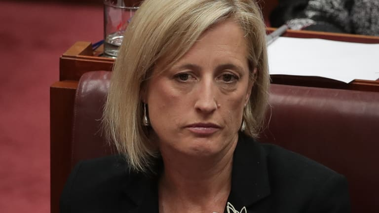 The High Court has decided Katy Gallagher is ineligible to sit in the Senate.
