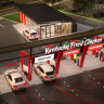'First city in the world': KFC to open drive-through-only restaurant in Newcastle