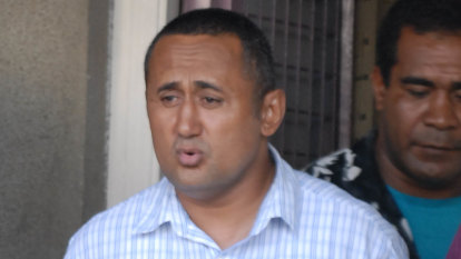 World Rugby probes claims of homophobia against Fiji chair Francis Kean