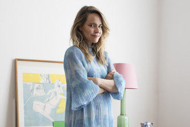 "Ditte Reffstrup: ""Fashion has always been a big part of expressing myself."""