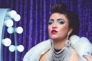 Cabaret artist Tash York.