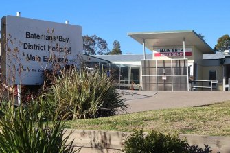 """A whistleblower nurse has told an inquiry Batemans Bay Hospital staff are """"shattered"""" by their workloads."""
