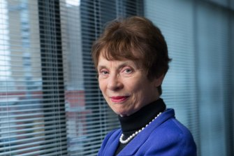 Marcia Neave said the recent run of male-only appointments to the Federal Court in Victoria was disappointing.