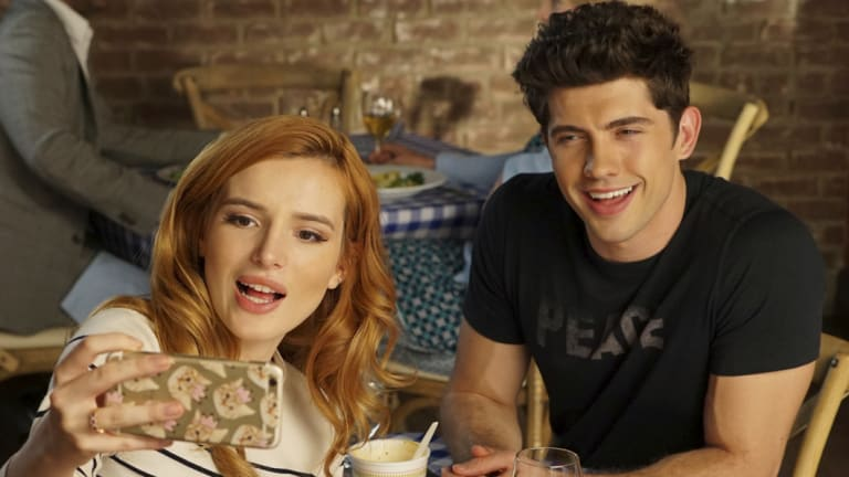 Bella Thorne plays Paige in Famous in Love.