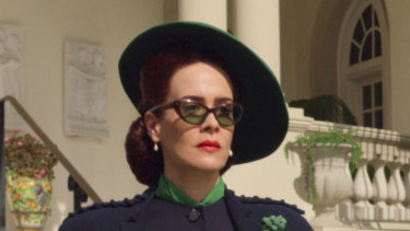 Sarah Paulson in <i>Ratched</i>.