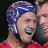 Pearce leads the charge as Knights score rare trans-Tasman win
