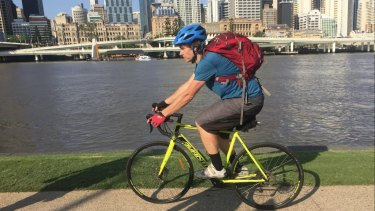 It is time for a 'grid' of dedicated bike lanes through Brisbane CBD says Bicycling Queensland.