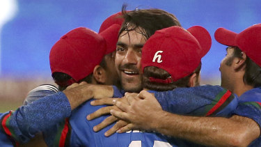 Afghanistan are due to play a Test match in Australia next season.