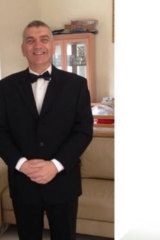 Former Forum CFO Tony Bouchahine.