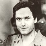 American serial killer Ted Bundy.