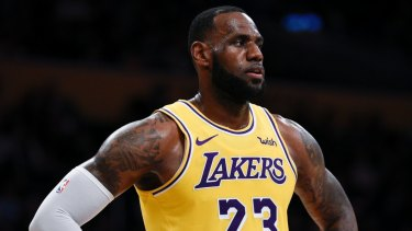 LeBron James: Australia bound?
