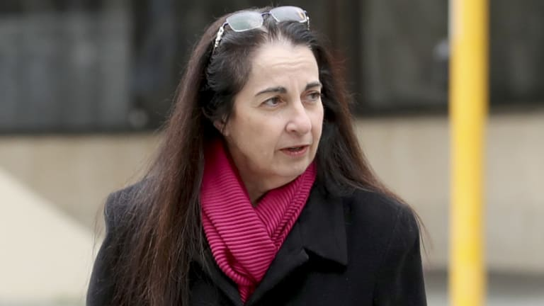 State prosecution lawyer Carmel Barbagallo