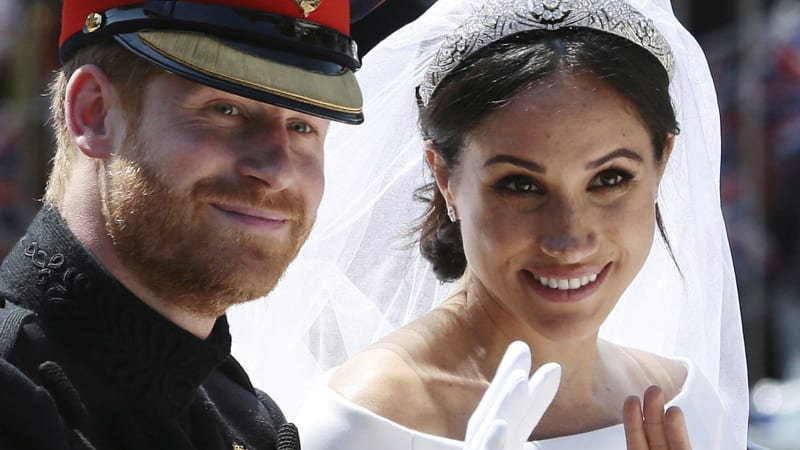 Royal wedding: How Meghan made a point about her racial identity