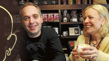 Tom and Lilly Haikin