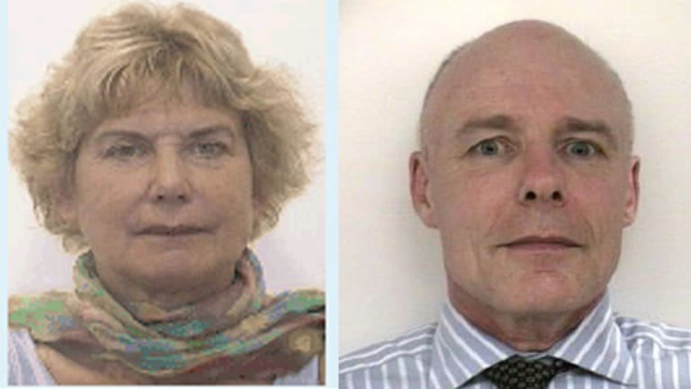 Francisca Boterhoven De Haan and William McCarthy are believed to be missing in bushland west of Nowra.