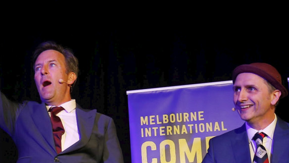 Melbourne Comedy Festival given major event status to fight ticket scalpers