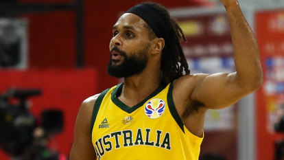 Boomer Patty Mills: 'We are coming like bats out of hell for gold'