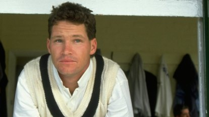 Gifted Jones forced a junior cricket rule change as a youngster