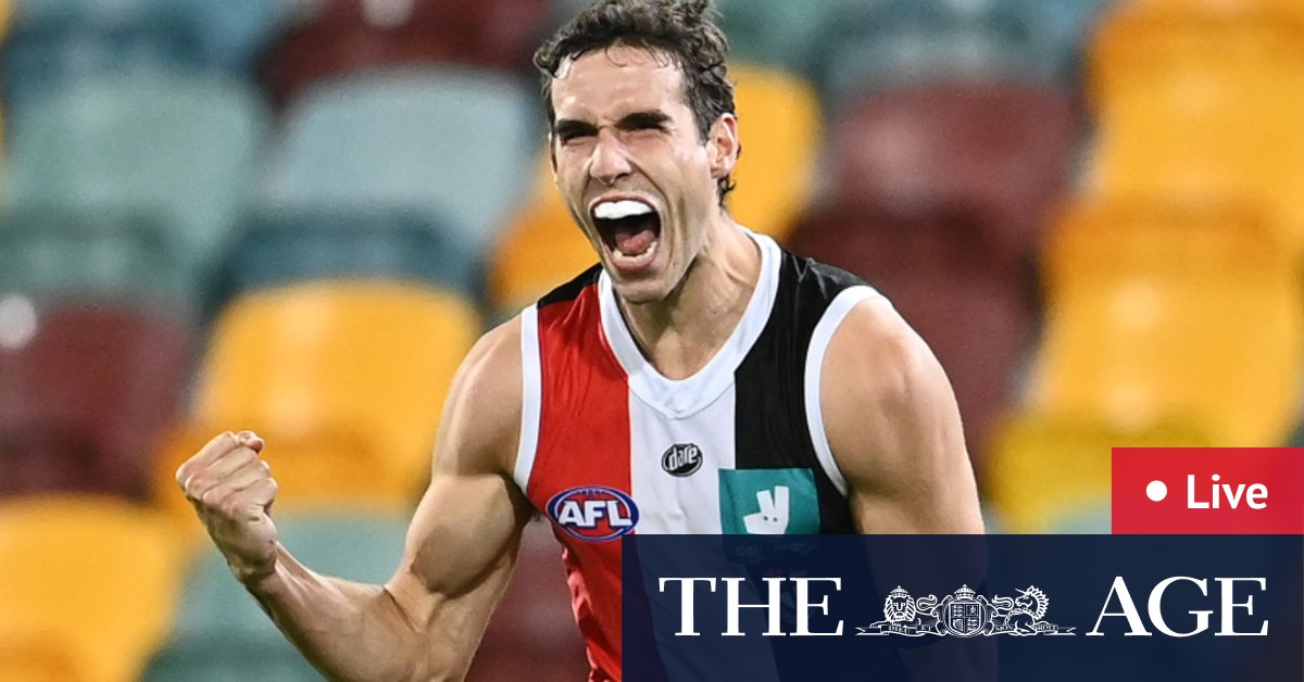 As it happened: Saints make finals for the first time since 2011 – The Age