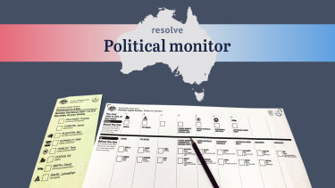 The Resolve Political Monitor takes an approach similar to political parties in their private research.