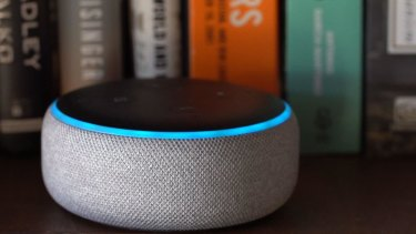 Amazon's Echo devices start recording when they hear the wake word 'Alexa'.