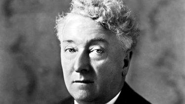 Former Prime Minister Joseph Lyons.