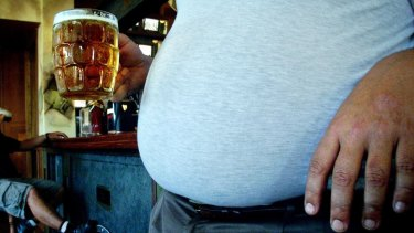 More than two-thirds of adults are considered overweight or obese.