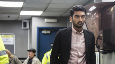 <i>Informer</I> is an intelligent, confronting drama.