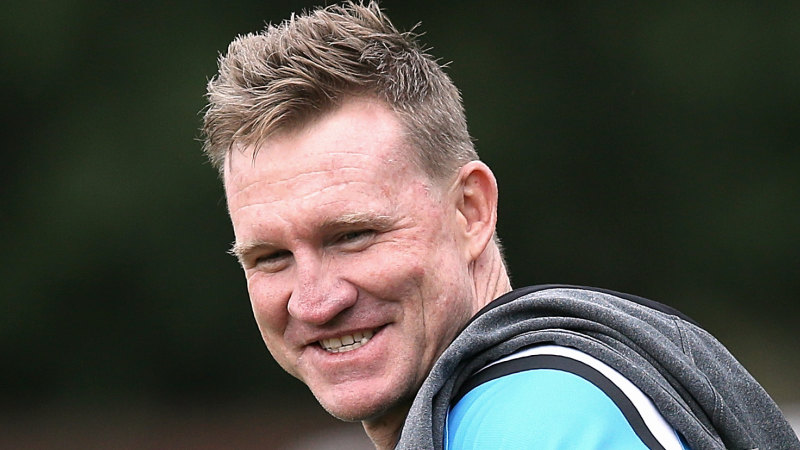 Nathan Buckley Signs Contract Extension With Collingwood