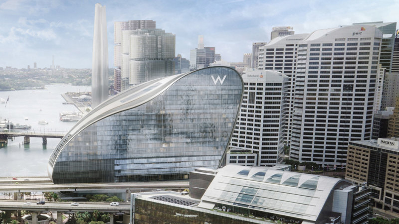 Sydney hotel: Marriott chooses The Ribbon for third site of W Hotel