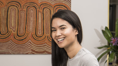 Melanie Perkins wants Canva to become a household name.