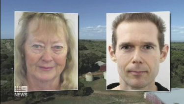 Sally Anne Evans and Mark Westerly were officially declared missing on March 6.