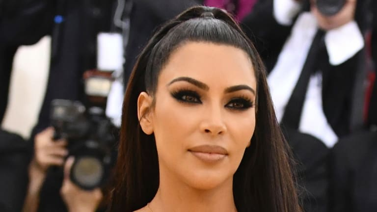 Kim Kardashian West has told her and Kanye's politics is not quite different after all.