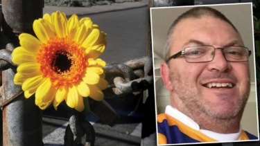 """Mark Roberts is being remembered as a """"fun-loving"""" and passionate rugby league fan."""