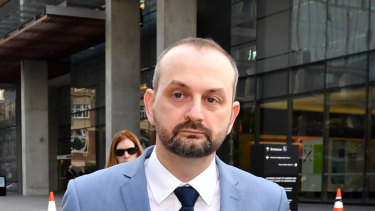 Ex-One Nation adviser Sean Black sentenced.