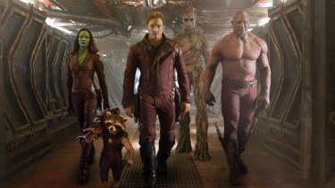 Under Gunn's leadership, Guardians of the Galaxy has earned Disney around US$1.63 billion in box office receipts.