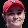 Ashleigh Barty powers into semi-finals with win over Petra Kvitova